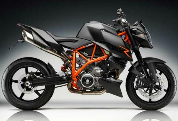 Dafra-KTM 390 Duke ABS