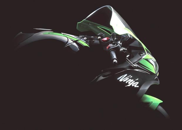 Teaser Kawasaki Ninja ZX-10R 2016