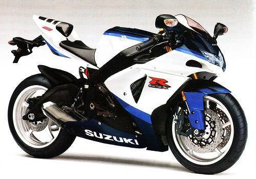Suzuki GSX R-1000 2016