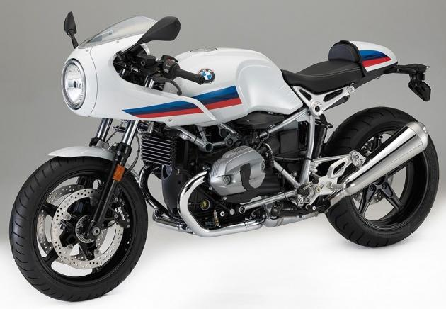 BMW retrô 2017