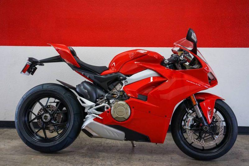 Ducati Panigale V4 2019