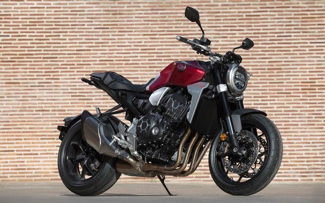 Honda CB 65R 2019