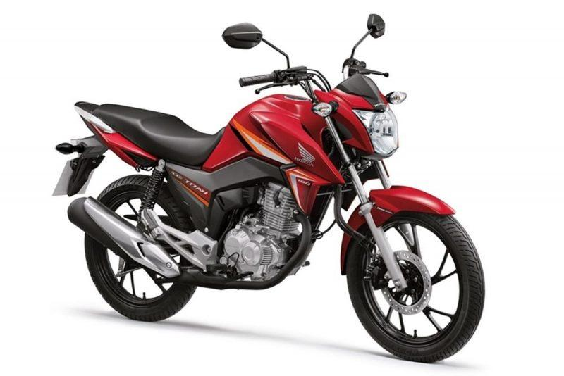 Honda CG160 Titan SE 2019