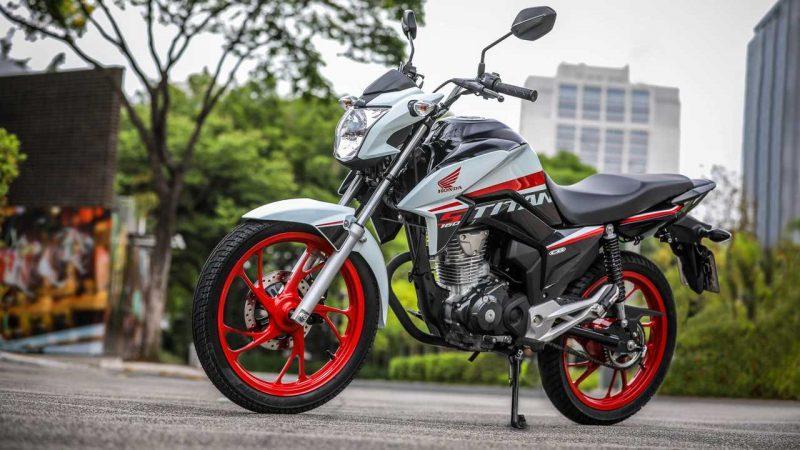 Honda CG160 Titan S 2020