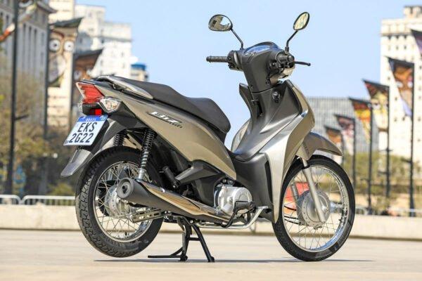 Honda Biz 125 2022